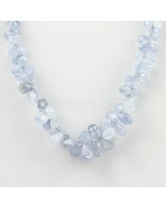 5.20 to 11 mm - 1 Line - Sapphire Drops - 155.50 carats (SDr1002)