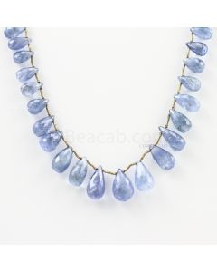 7 to 14.50 mm - 1 Line - Sapphire Drops - 121.00 carats (SDr1004)