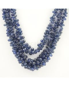 3.50 to 6.50 mm - 3 Lines - Sapphire Drops - 235.50 carats (SDr1009)