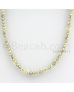 Faceted Fancy Diamond Beads - 1 Line - 55.54 carats (FncyDia1007)