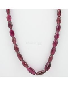 7 to 18.50 mm - 1 Line - Tourmaline Gemstone Faceted Tumbled Beads - 277.00 carats (ToFTuB1002)