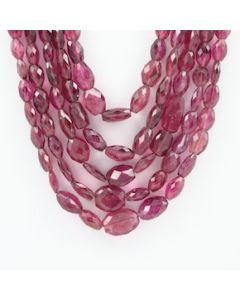 6.50 to 17.50 mm - 5 Lines - Tourmaline Gemstone Faceted Tumbled Beads - 829.90 carats (ToFTuB1004)