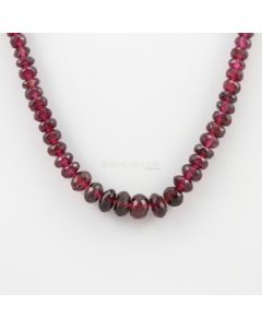 5.90 to 9 mm - 1 Line - Tourmaline Gemstone Faceted Beads - 133.00 carats (ToFB1014)