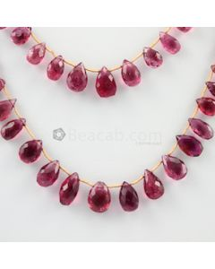 7 to 14.50 mm - 2 Lines - Tourmaline Drops - 160.00 carats (ToDr1001)