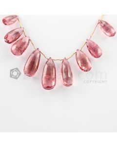 16 to 25 mm - 1 Line - Tourmaline Drops - 116.95 carats (ToDr1005)