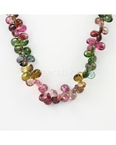 7 to 10 mm - 1 Line - Tourmaline Drops - 184.50 carats (ToDr1055)