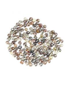 146 Pieces - Fancy Color Diamond Rose Cut - 30.52 ct. - 3.50 mm (DRC1354)