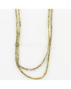 1.20 to 2 mm - Dark Tones Fancy Diamond Cube Beads - 25.50 carats (FncyDiaCu1059)