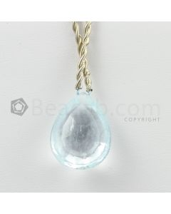 21 mm - Light Blue Aquamarine Drops - 27.65 carats (AqDr1047)