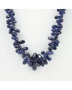 5.50 to 13 mm - 1 Line - Sapphire Drops - 197.50 carats (SDr1006)