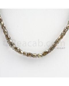 Brown Diamond Tubes - 59.74 carats (BrnDia1008)