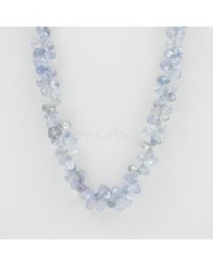 4.50 to 9 mm - 1 Line - Sapphire Drops - 223.00 carats (SDr1001)
