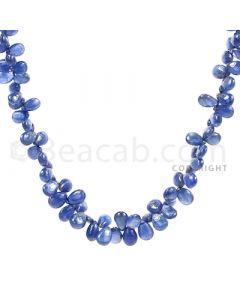 1 Line - Medium Blue Sapphire Drops - 191.8 cts - 4.1 x 3.3 mm to 8 x 5.1 mm (SDR1019)