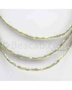 Fancy Diamond Cube Beads - 3 Lines - 51.00 carats (FncyDiaCu1011)