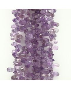 11.50 to 13.50 mm - 5 Lines - Amtheyst Gemstone Drops - 1116.00 carats (AmDr1002)