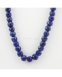 8.50 to 10.50 mm - 1 Line - Lapis Lazuli Gemstone Faceted Beads - 265.70 carats (LapisB1007)