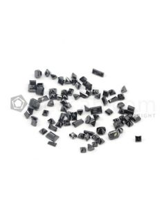 2 x 2 mm to 4 x 3.50 mm - Black Mix Shaped Diamond Cut Stones Diamond  - 8.97 carats (FDCS1025)