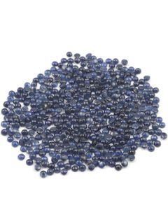 5 mm - Medium Blue Round Sapphire Cabochons - 456 pieces - 335.68 carats (SaCab1013)