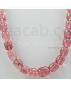 Tourmaline Drum Beads - 1 Line - 334.50 carats (Tour1003)
